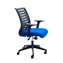 ROCADA 907/3 Negro /  Azul