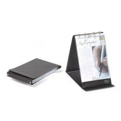 DURABLE 8560 Flipchart Negro