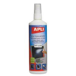 Spray limpiapantallas Apli 250ml