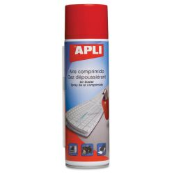 APLI11297Aire comprimido inflamable
