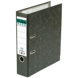 Elba Rado Clásico Jaspeado Folio Negro