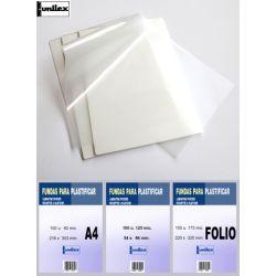 BOLSAS PLASTIFICAR A4 125 MICRAS