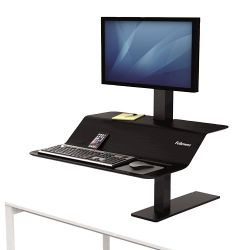 Fellowes Sit-Stand Lotus VE 1 Monitor