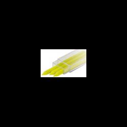 Minas 5,6mm Fluor amarillo Kaweco 3u