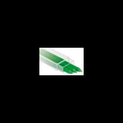Minas 5,6mm Fluor Verde kaweco 3u