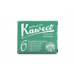Cartucho KAWECO Verde 6u