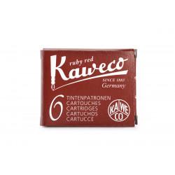 Cartucho KAWECO Burdeos 6u
