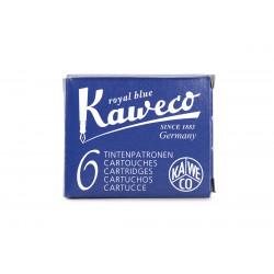 Cartucho KAWECO Azul Real 6u