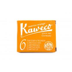Cartucho KAWECO Naranja 6u