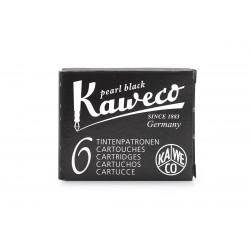 Cartucho KAWECO Negro 6u