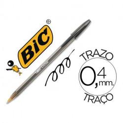 Bolígrafo BIC Cristal Negro