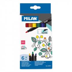 Milan Rotulador Textil escolar