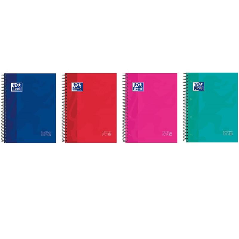 EBOOK10 A4 Tapa Dura 10colores