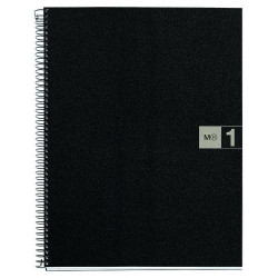 Notebook1 A4 Basic Gris