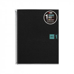 NoteBook1 A4 Basic Verde