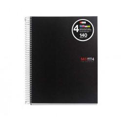 oteBook4 A4 5x5 Basic polipr.