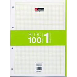 Notebook1 A4 5x5 Verde