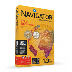 Navigator Colour A4 120gr. 250f