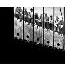 Archivador Kaos Pranzo sul grattacielo, 1932 B