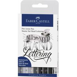 Faber-Castell 267118 Kit Lettering