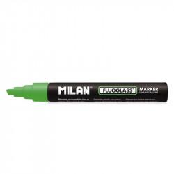 Rotulador Fluoglss puna biselada 2-4mm Verde