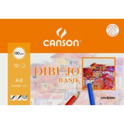 Canson Basik A4 130gr 10h