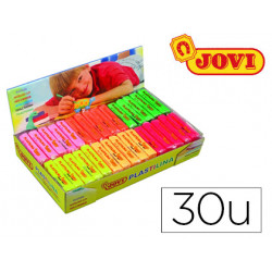 Plastilina Jovi 70 30 unidades surtidas