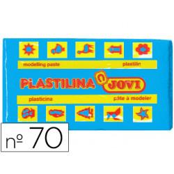 Plastilina Jovi 70 Azul Claro