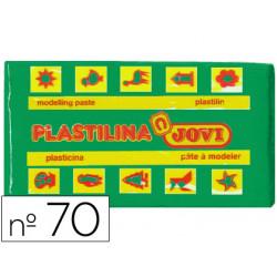 Plastilina Jovi 70 Verde Claro