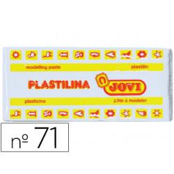 Plastilina Jovi 71 Blanco