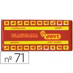 Plastilina Jovi 71 Marrón