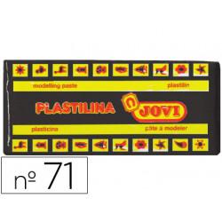 Plastilina Jovi 71 Negro