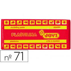 Plastilina Jovi 71 Rojo