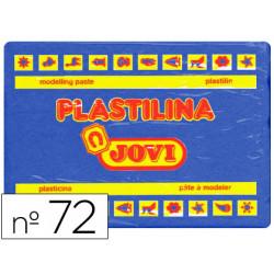 Plastilina Jovi 72 Azul oscuro
