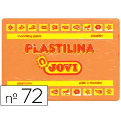 Plastilina Jovi 72 Naranja
