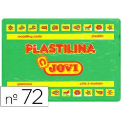 Plastilina Jovi 72 Verde Claro