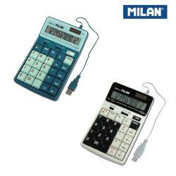 Calculadora Conexión USB MILAN 1504128