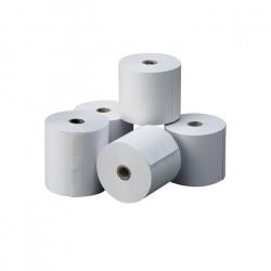 ROLLOS PAPEL PARA CALCULADORA Y TPV  57x55 Térmico 10u