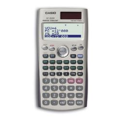 Calculadora Financiera CASIO FC 200V