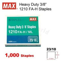 Grapas Max No 1210FA-H 1000u