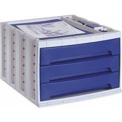 Módulo de Cajones ARCHIVOTEC 6003  Azul
