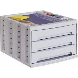 Módulo de Cajones ARCHIVOTEC 6003  Gris