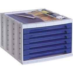 Módulo de cajones ARCHIVOTEC 6006  Azul
