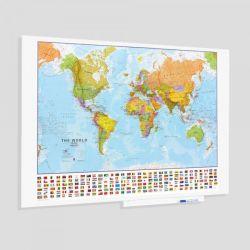 Mapa Mural Rocada Mundi