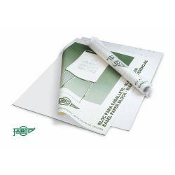 Bloc de papel Faibo para pizarras  Cuadricula 25 hojas