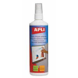 Spray  limpia pizarras APLI