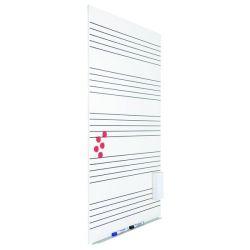 Pizarra Modular ROCADA SKIN MUSIC de pared  100x150