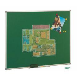 Pizarra Faibo Acero Vitrificado de Colores  verde 122x150cn