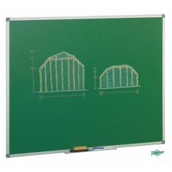 Pizarra Faibo Verde Semi Brillo  pizarra 122x300cn