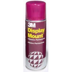 Adhesivo permanente 3M Display Mount